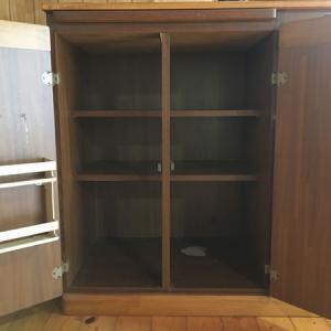 (18)「もともとあった収納棚」をみなおしてみた。