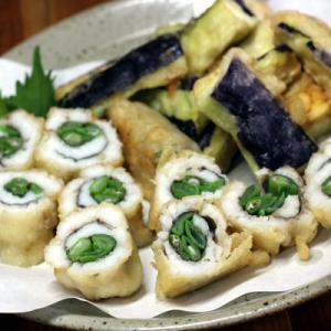 夏の味覚、鱧(ハモ)料理を追加したく挑戦。