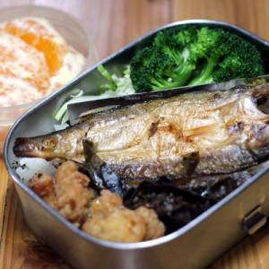 お弁当作りー1/27:脇役を超える勢いの漬物類