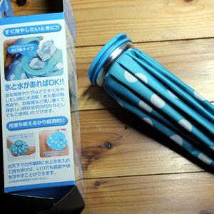 保冷剤のみ→アイスバッグとの併用を検討