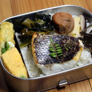 4月26日~28日のお弁当。気になる雨の時間帯