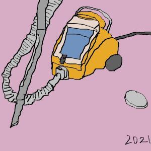 2021/09/27 サイクロン掃除機のフィルター