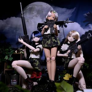 アサルトせっちゃんズ ~史上最強の3姉妹~