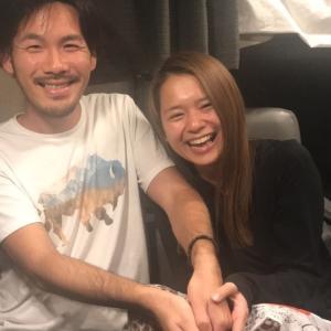 【アメリカ横断28日目】クリスマスイブ🎄サプライズ結婚記念日パーティー💑💐世界一の幸せ者です!!