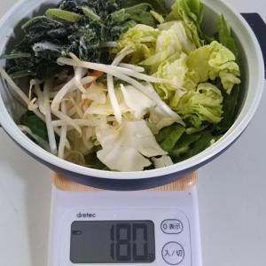 レンジ調理で野菜をたっぷり食べる方法