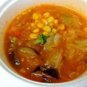 【ベジ活スープ食8日目】ミネルトローネ