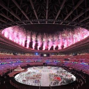 2020オリンピック開幕!全く興味ないけどw