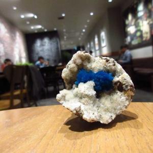 今週の青い鉱物 / 赤い鉱物🎵