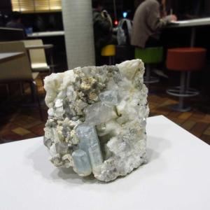 今週の六方晶系鉱物🎵