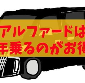 【アルファード編】新車と中古車、結局どっちが安い?年間コストを計算してみた!