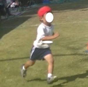 5歳の息子の運動会に参加してきました