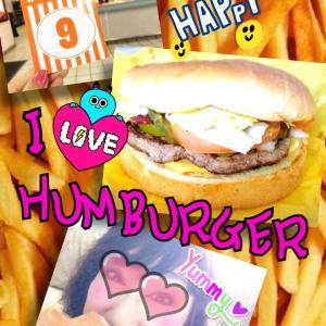 主婦がアメリカ語学留学 初めて1人でハンバーガーを買う