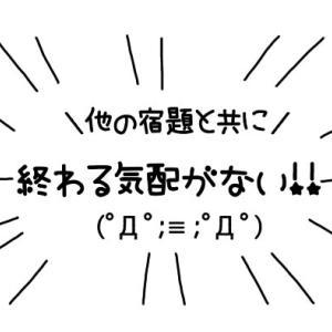 夏休みの宿題2021⑥-読書2-