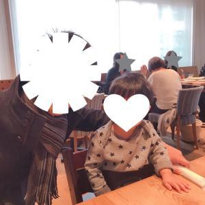 1y0m❀お友達の赤ちゃんとコスメ♡