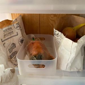 常温保存の野菜を置く場所、検討の余地あり