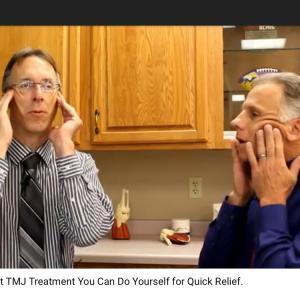 顎関節症の痛み