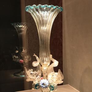 ベネチアン「ムラノ·ガラス」の魔法の輝き
