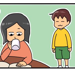 【4コマ】謎アピール