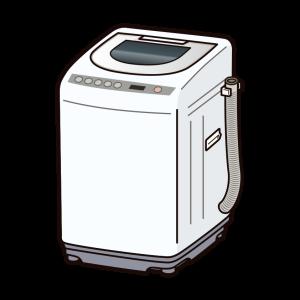 洗濯機が脱水で止まる…いくつか対処法を試してみた