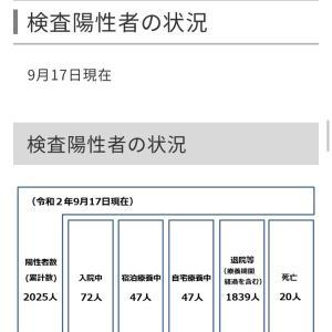 世田谷区内の新型コロナウイルス感染症の検査陽性者は17人!