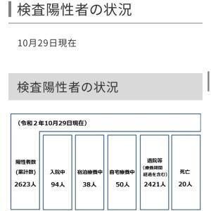 世田谷区内の新型コロナウイルス感染症の検査陽性者は13人!