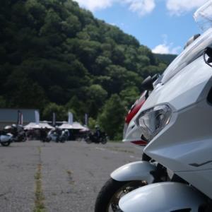 VFR800Fで『Honda Dream Cafe at 丸沼高原』に参戦!