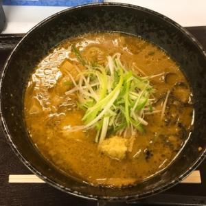 ラーメン探訪〜川口『らー麺とぐち』赤味噌ラーメン!