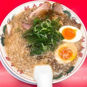 ラーメン探訪〜竹ノ塚『魁力屋』特製醤油味玉ラーメン!