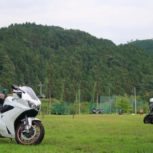 VFR800FでBikeJinキャンプミーティング@茨城に参戦【その②】!