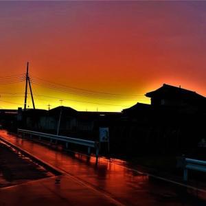 梅雨明け前
