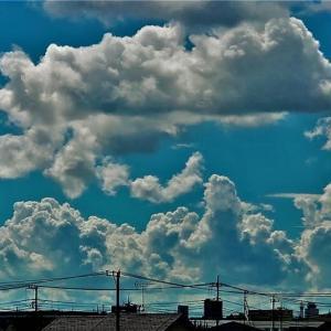 雲の面白さ