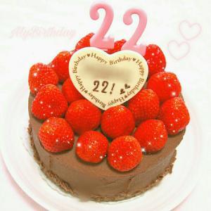 22歳になりました🎂🎉💕【My Birthday】