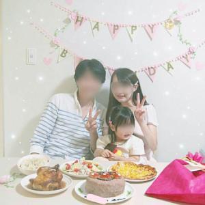 2歳の誕生日を迎えました♡【写真あり】