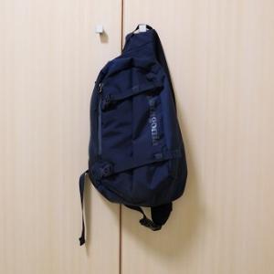 今日から俺もパタゴニアン!新しいバッグを買いました。