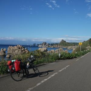 一ヶ月かけて自転車で北海道一周した 6日目(江差〜瀬棚)