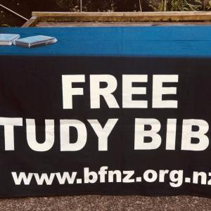 Have you got your Bible