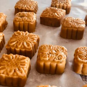 Hand Made Moon Cakes