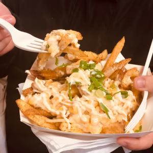 King Corn Potato Fries