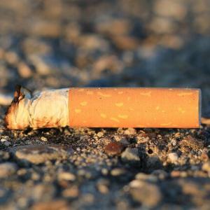煙草をやめてからの気付き 「ポイ捨て」