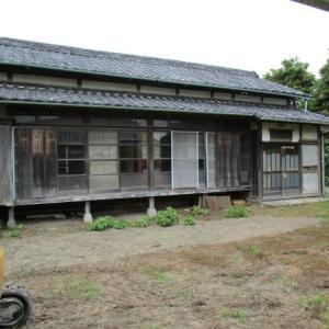 築58年の自宅古家を解体
