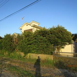 岬町井沢 田園風景を望む中古住宅仕入れ