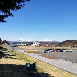 奥入瀬ろまんパークと八甲田山