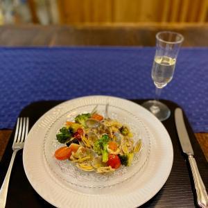 アクアパッツァで夕食・平等ではない人生だから・・・