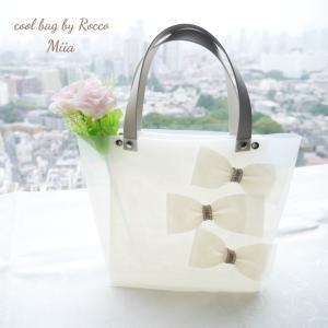 「仲間のつながり」と言っていただけたオーダー♡Cool bag by Rocco