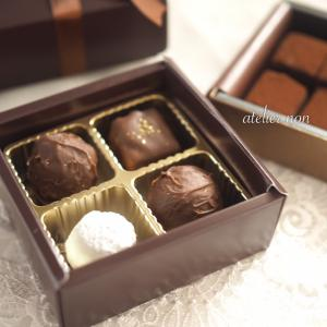 おすすめ材料!生チョコレート&トリュフのレッスンをご受講される方へ♡