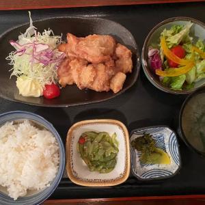 ほかほか Hokahoka 久しぶりに来たけど 定食美味しかった~
