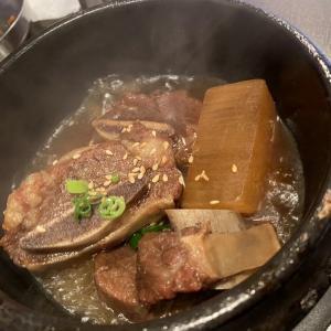 韓Cook BBQ HKD60で食べれるスンドゥブ~そして 前菜もたっぷりでおいしい! そして五十肩の話