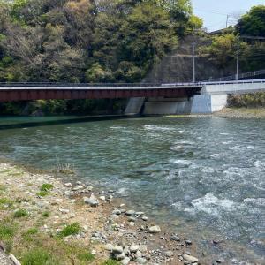 お弁当付きのお散歩『塩川の滝』