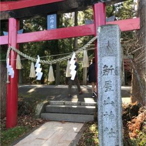 富士吉田へドライブ…『新屋山神社と奥宮』②