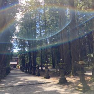 富士吉田へドライブ『北口本宮富士浅間神社⛩』①